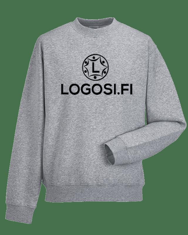 Logosin laadukkaat colleget on helppo tilata Logosin kustomoitavan verkkokaupan ansiosta