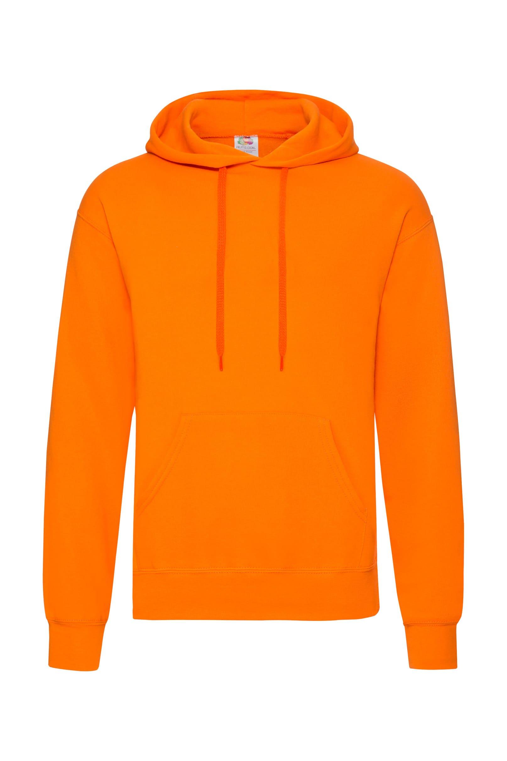 Huppari oranssi