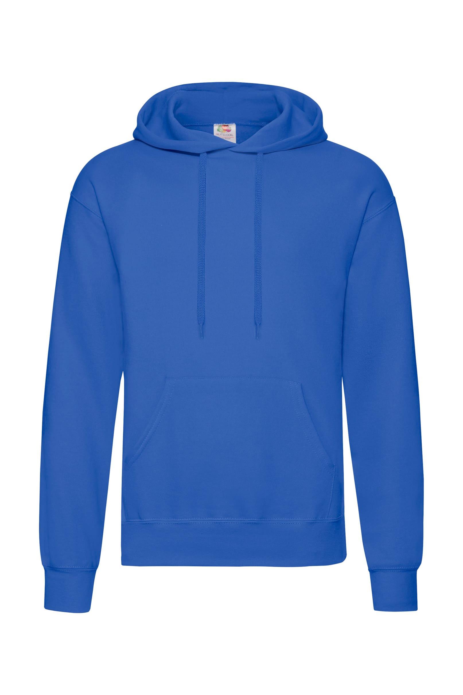 Huppari sininen